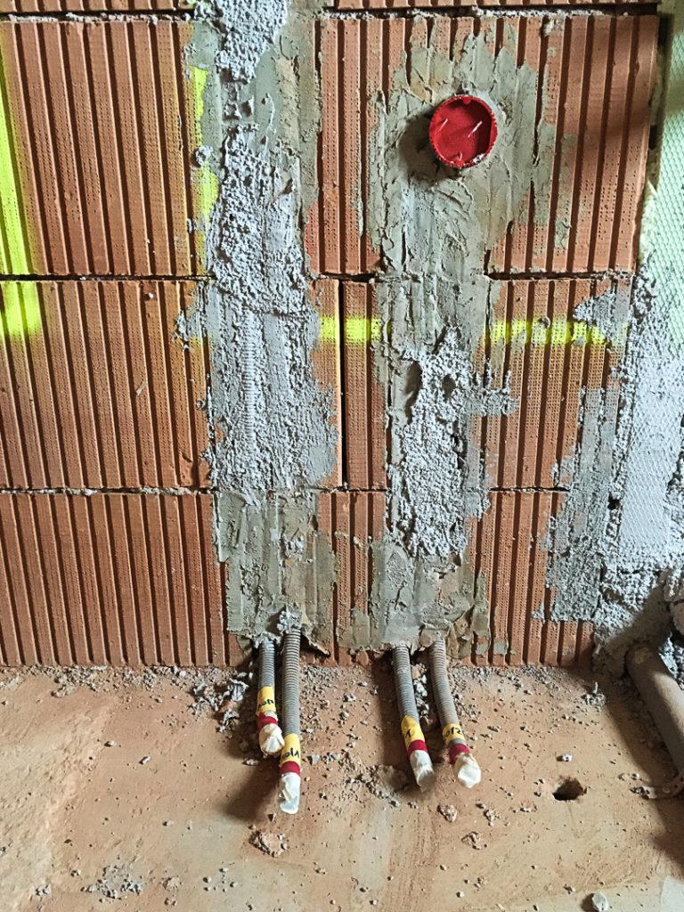 UP-Dose für Elektroinstallation